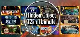Hidden Object - 12 in 1 bundle Game